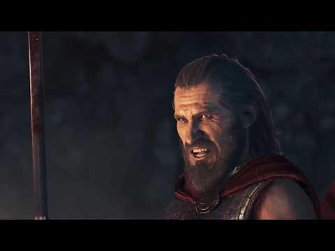 Assassin's Creed  Odyssey — Игрофильм Русская Озвучка Сюжет Cutscenes 4K PC1