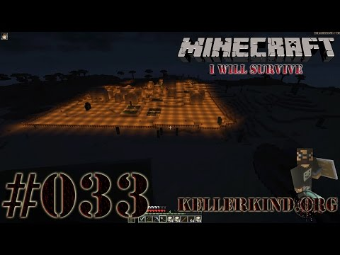 Minecraft: I will survive #033 - Aus Sand wird Glas ★ EmKa plays Minecraft [HD|60FPS]