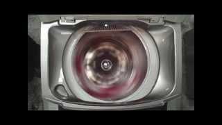 Waveforce Washing Machine Motion - LG