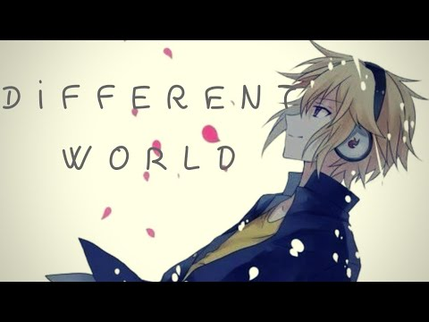 Different World | Mondaiji 『AMV』