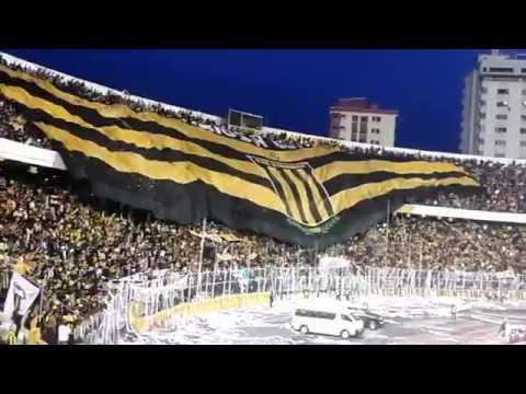 """INCREIBLE RECIBIMIENTO: THE STRONGEST 2 - Atletico Paranaense 1"" Barra: La Gloriosa Ultra Sur 34 • Club: The Strongest"