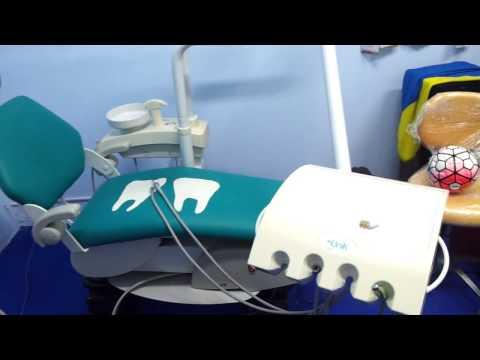 Стоматологическая установка Kavo. Модернизация доработка