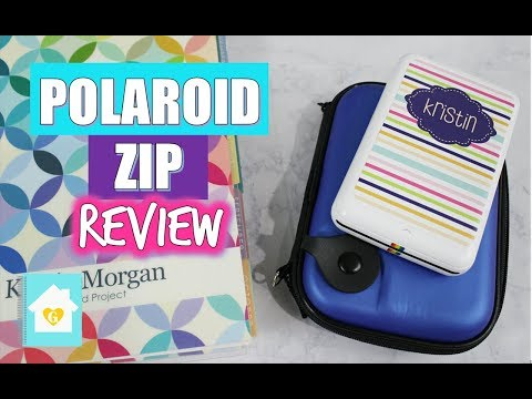 POLAROID ZIP REVIEW | HOW I USE MY INSTANT MOBILE PRINTER