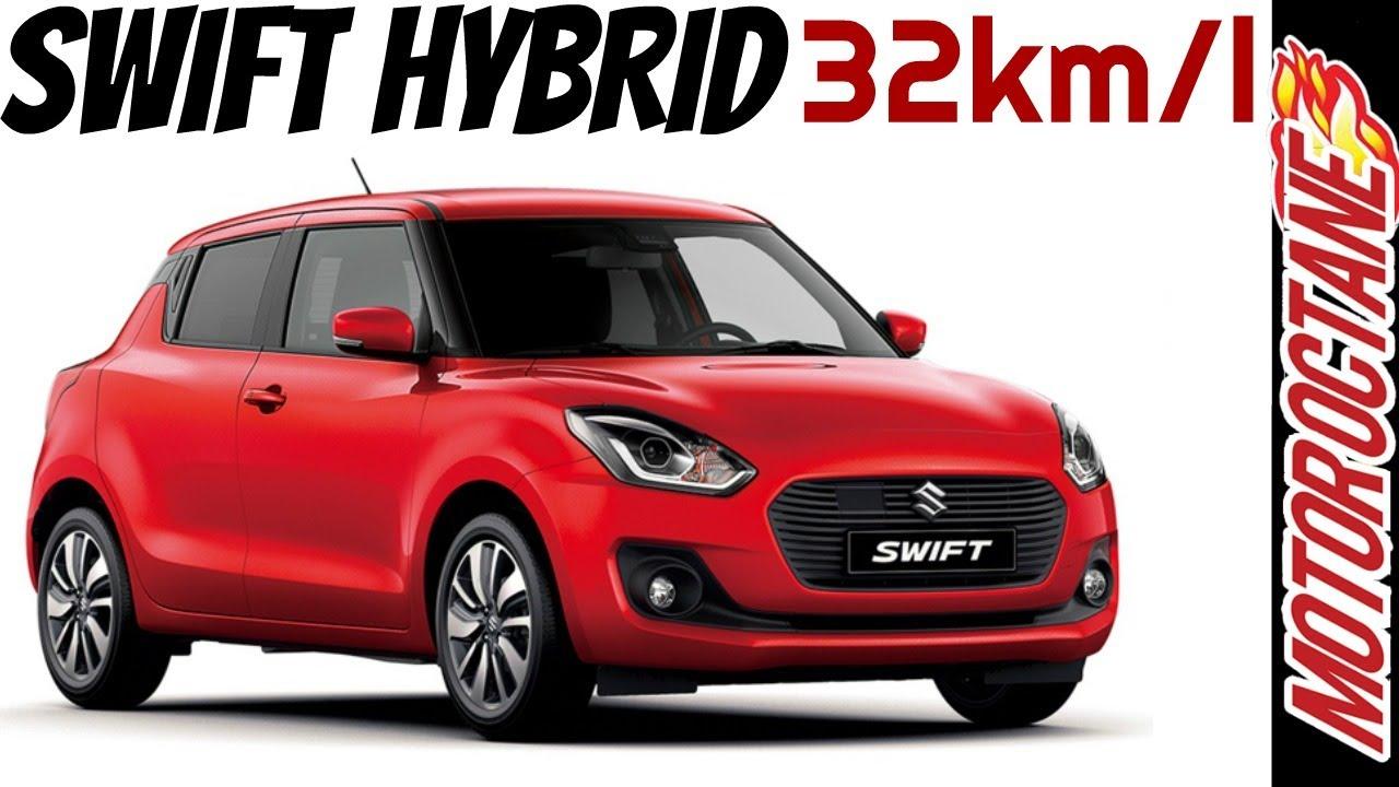 Motoroctane Youtube Video - Maruti Swift hybrid mileage of 32km/l - Coming to India (Hindi)