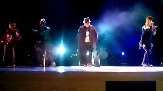 Abraham Mateo Mi circo (Burgos 25/09/15)