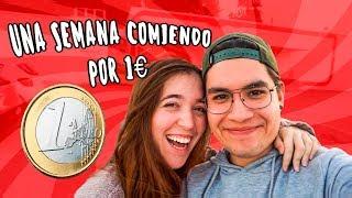 UNA SEMANA COMIENDO POR 1€| Atrapatusueño