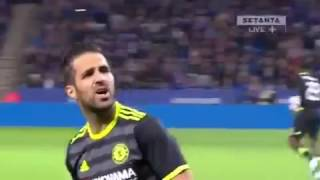 Leicester City vs Chelsea 2 4 All Goals EFL Cup 20/09/2016