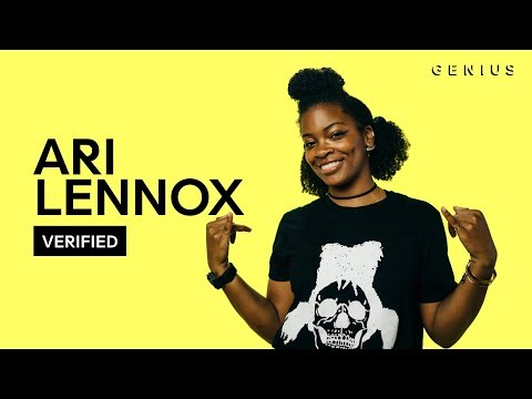 "Ari Lennox ""Backseat"" Official Lyrics & Meaning 