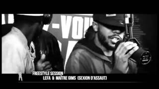 Sexion D 39 Assaut   Welcome To The Wa   Part 3  Ma Tre Gims Amp  Lefa