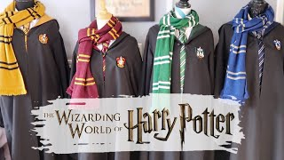 Wizarding World Of Harry Potter Haul! | My Hogwarts Robes