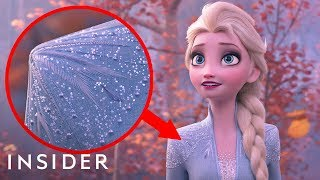 How Disneys Animation Evolved From Frozen To Frozen II | Movies Insider