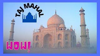 TAJ MAHAL 🛕: The most stunning wonder of the world! Full tour!