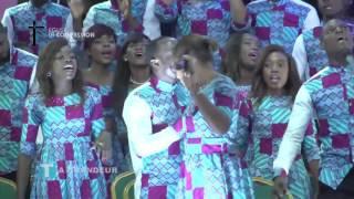 Seben Tozo Matissa Niveau Nouvelle Louange Congolaise 2017  Pst Marcello Tunasi Eglise La Compassion