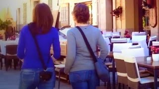 preview picture of video 'Alcudia Old Town in Mallorca'