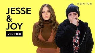 "Jesse & Joy ""Te Esperé"" Official Lyrics & Meaning | Verified"
