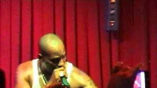 """DMX """"A'YO KATO"""" LIVE @ CLUB ZEN OXNARD CA 9/11/10"""
