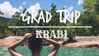 preview picture of video 'Thailand - Krabi Aonang / Grad Trip'