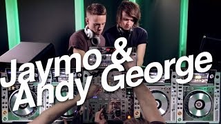 Jaymo & Andy George - Live @ DJsounds Show 2014