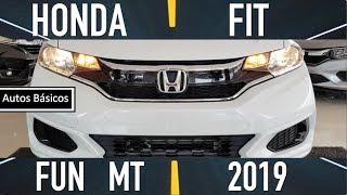 Honda FIT 2019 básico