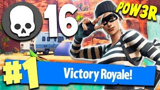 FORTNITE: VINCERE UNA PARTITA GUARDANDO IL SOMMO POW3R!! (BLITZ - DUO vs SQUAD)