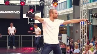 Modenschau und Dance Contest im Chemnitz Center
