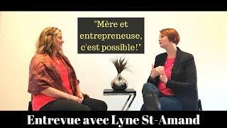 Partie 2 Entrevue inspirante avec Lyne St-Amand. Amour Universel