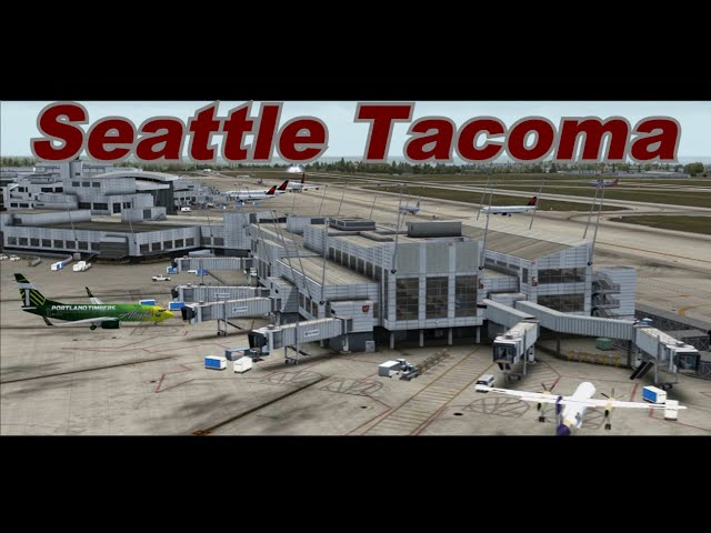 simMarket: TAXI2GATE - SEATTLE-TACOMA INTERNATIONAL AIRPORT