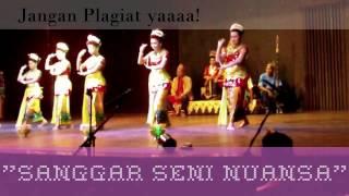 preview picture of video 'Tari Tradisional Kalimantan Selatan Tari Watun Banjar. Sanggar Seni Nuansa Kota Banjarmasin.'