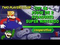 Top 45 Jogos De 2 Jogadores Super Nintendo Coop