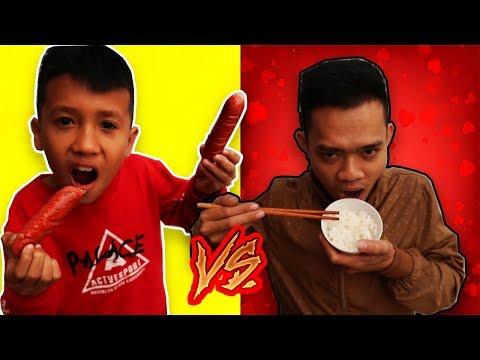 ĂN SÁNG NHÀ GIÀU vs CƠM NGUỘI NHÀ NGHÈO ♥ Xoong Nồi TV