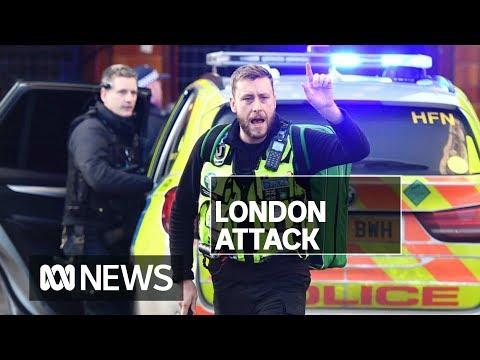 Convicted terrorist kills two in London stabbing rampage   ABC News