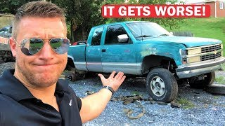 What ACTUALLY Happened With My Truck Accident... (Found Hidden Damage!) + CALLING THE JEEP WINNER!