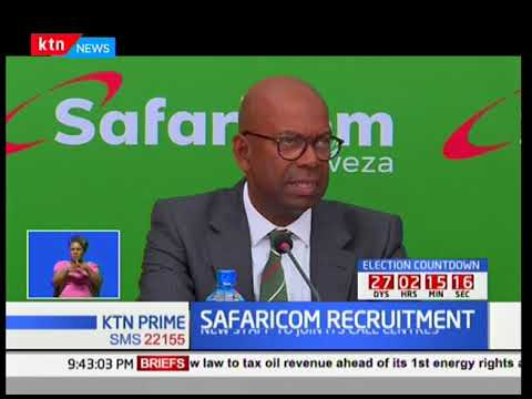 Safaricom to boost call center staff by employing over 600 more staff in Eldoret and Thika Town