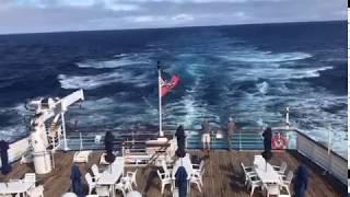 Atlantic ocean — no comments. Amazing.