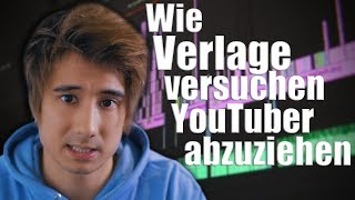 Julien Bam VS Musikindustrie  - Musik-Labels zocken YouTuber ab! - WuzzUp Feedback