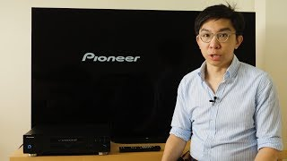 Pioneer UDP-LX500 4K Blu-ray Player Review (vs Panasonic DP-UB9000)