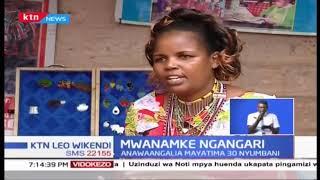 Mwanamke ngangari : Susan Owuor, mjane anaesaidia yatima