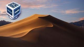 How to Install macOS 10 14 Mojave on VirtualBox Windows 10