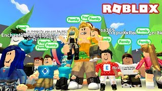 ADOPTING EVERY KID IN ROBLOX (999,999+ KIDS)
