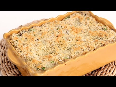 Homemade Tetrazzini Recipe – Laura Vitale – Laura in the Kitchen Episode 895