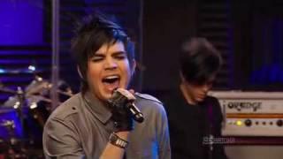 "Adam Lambert - ""Fever""- AOL Sessions"