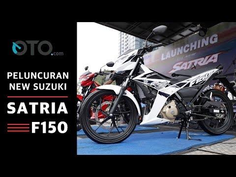 Peluncuran New Suzuki Satria F150 I OTO.com