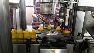 Bottle And Label Conveyor System - Manufacture System