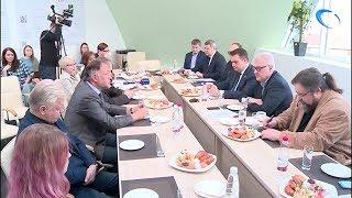 Политтехнологи обсудили итоги двух лет работы Андрея Никитина в Новгородской области