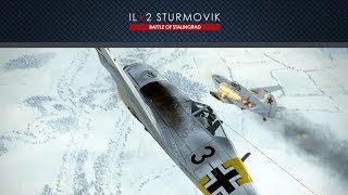 "IL-2 Battle Of Stalingrad, Fw 190 A-3: ""I./JG51 Over Velikie Luki"" Campaign - Mission 1"