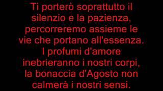 Franco Battiato - La Cura (Testo)
