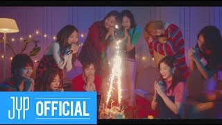 "TWICE ""Merry & Happy"" MV"