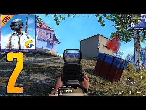 PUBG Mobile - Gameplay Walkthrough Part 2 - War Battle