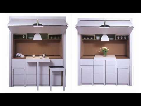 Kompakte küchengestaltung