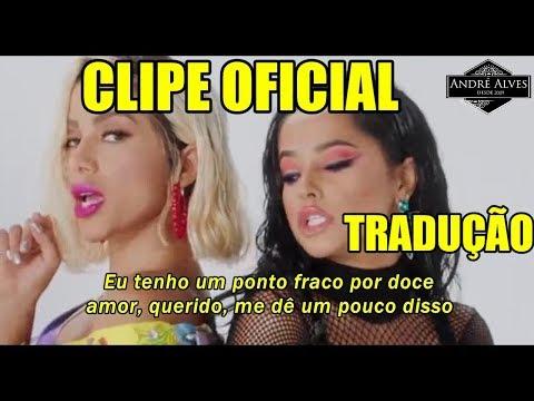 Anitta ft. Becky G - Banana (tradução - legendado)